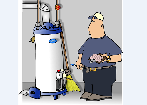 Cold Water | Water Heater