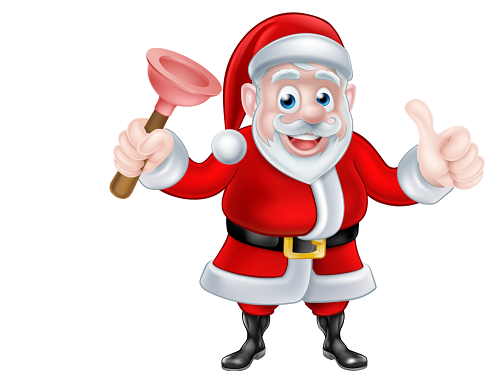 Merry Christmas and Happy Holidays to All! | Billy the Sunshine Plumber
